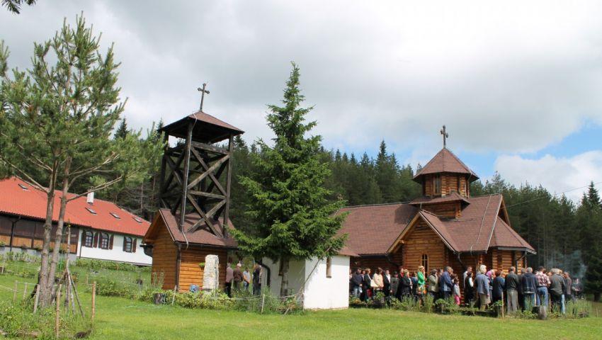 Манастир Светих Козме и Дамјана на Воденој Пољани
