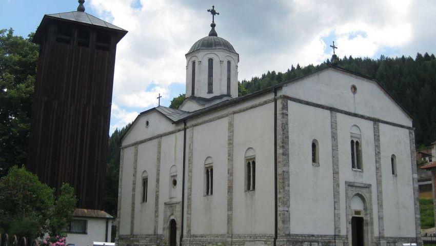 Црква Свете Тројице Нова Варош