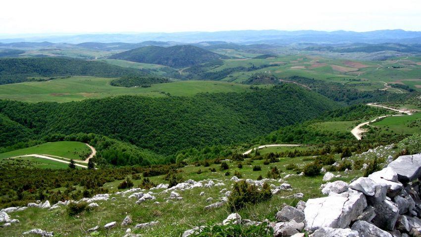 Planina Javor, Vasilijin vrh