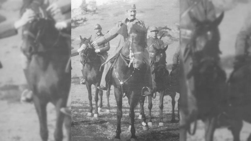 Генерал Крста Смиљанић, командант Динске дивизије - Нововарошки крај у Великом рату