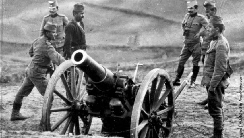 Храбре и обучене тобџије, али мала граната за српску атриљерију - Нововарошки крај у Великом рату