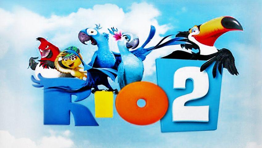 """Projekcija crtanog filma """"Rio 2"""""""