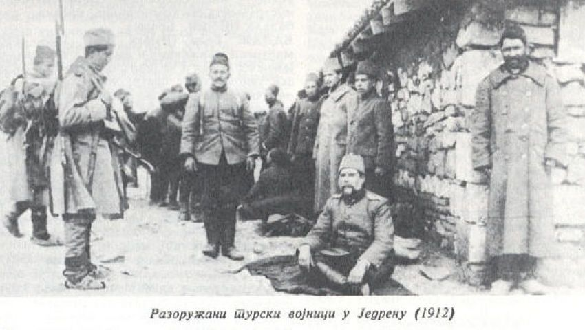 4  Turski vojnici 1912.