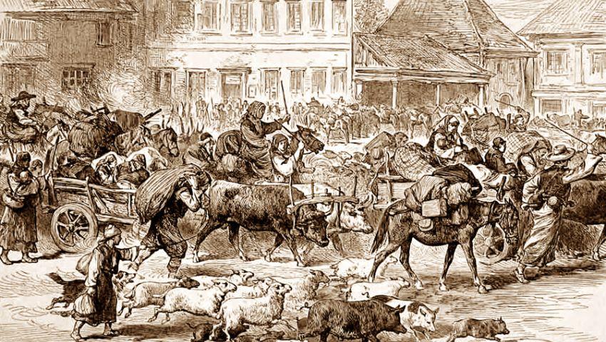 3 Ivanjica 1876. godine – vojnički logor i zbegovi sa granice na Javoru