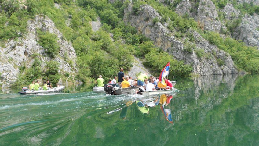 Radoinjsko jezero - netaknuto parče raja