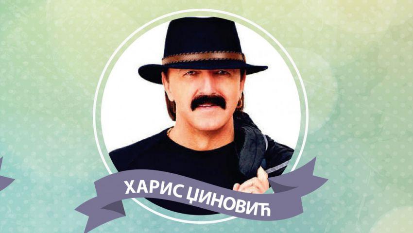 Koncert Harisa Džinovića - ZlatarFest 2015