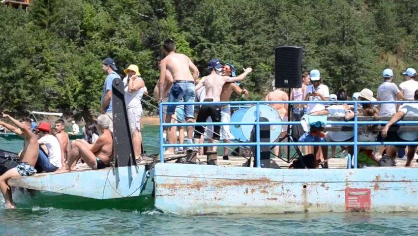 ЗлатарФест 2016 - Регата на Златарском језеру
