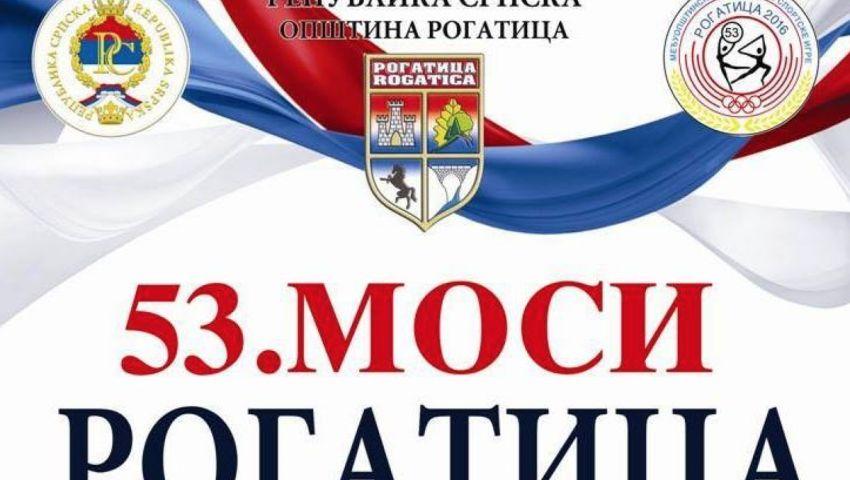 53. MOSI igre Rogatica 2016