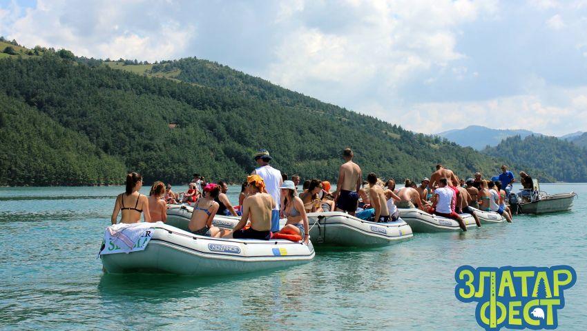 Zlatarska regata - ZlatarFest 2016