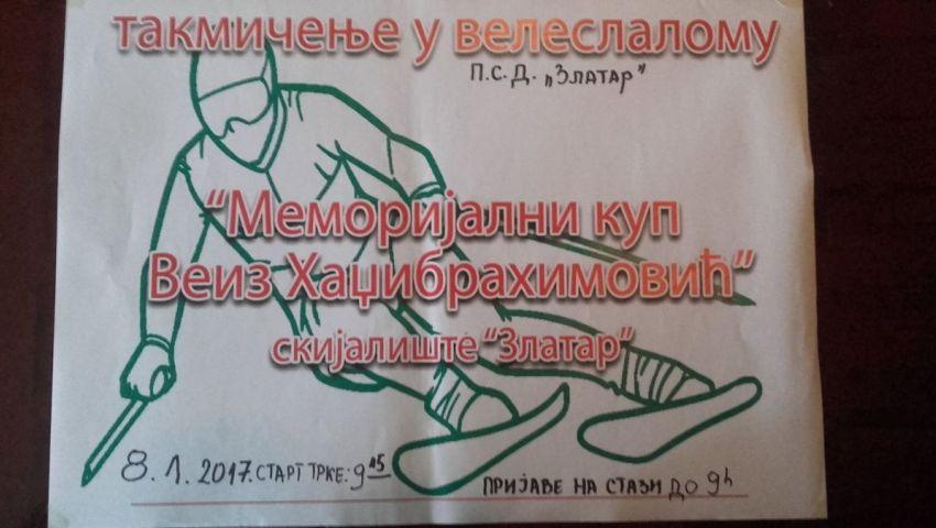 Memorijalni kup Veiz Hadžibrahimović