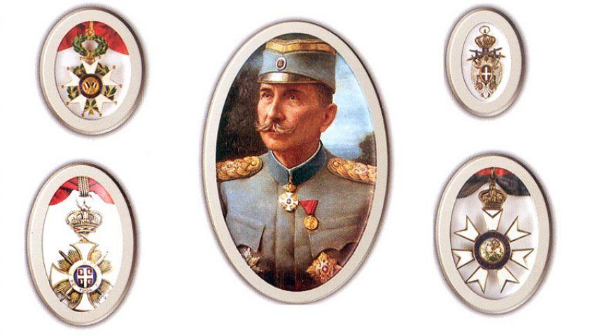 Ордење војводе Бојовића