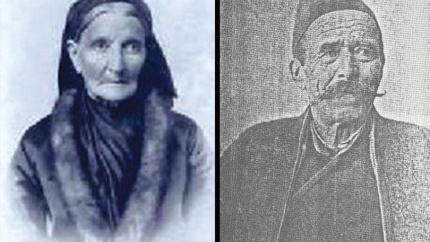 Војводин отац Перута и мајка Рада Бојовић